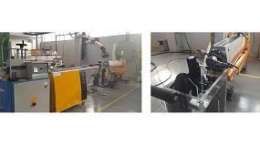 Foto de Aimplas incorpora a su planta piloto una línea de extrusión de filamentos para la impresión 3D