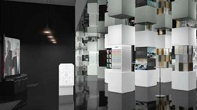 Foto de Hi-Macs, presente en la Milan Design Week