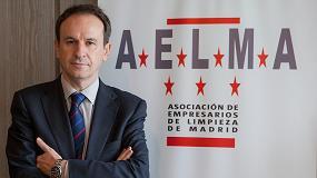 Foto de Entrevista a Jesús Martín, presidente de Aelma