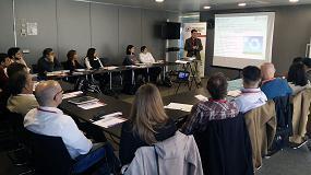 Foto de Se presentan tres proyectos colaborativos realizados entre miembros de Packaging Cluster