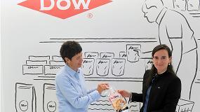 Foto de Entrevista a Isabel Arroyo, senior research scientist, y Carolina Gregorio, marketing manager, Food & Specialty Packaging EMEA de Dow Chemical Company