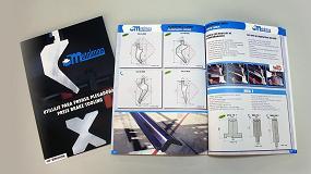 Foto de Metalmaq presenta en la BIEMH 2016 un nuevo catálogo con todas sus novedades