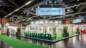 Foto de Salamander presenta con éxito en Fensterbau Frontale sus nuevos sistemas de corredera evolutionDrive