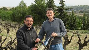 Foto de Entrevista a Toni Cantos y Antonio Orte, en�logos de Juv� y Camps