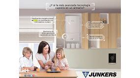 Foto de Junkers promociona la instalación de sus calderas murales