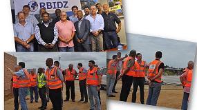 Foto de Molecor iniciará la producción de Tuberías de PVC-O en Sudáfrica este año