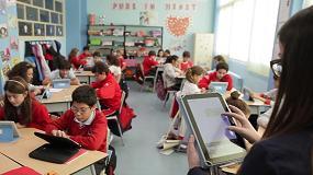 Foto de Tecnología que recrea en el aula el entorno laboral
