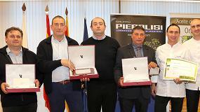 Foto de Pieralisi patrocina la entrega de premios al 'Mejor Aceite de Oliva del Bajo Aragón 2016'