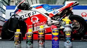 Fotografia de WD-40 Company lanza una nueva gama para el mantenimiento de la moto
