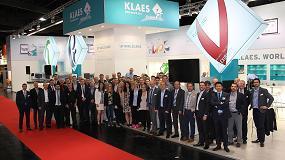Foto de Récord de visitantes en Fensterbau Frontale y éxito histórico por parte de Klaes