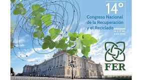 Foto de FER celebra el 16 y 17 de junio el 14º Congreso de la Recuperación y el Reciclado en Madrid