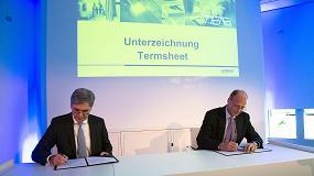 Foto de Siemens y Airbus cooperarán en el campo de la propulsión eléctrica híbrida