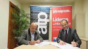 Foto de La AER-ATP e Interempresas Media potencian el sector con un acuerdo de colaboración