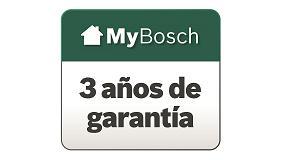Picture of MyBosch ofrece 3 a�os de garant�a para todas las herramientas el�ctricas, de medici�n y jard�n