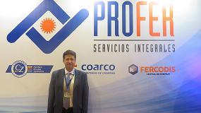 Fotografia de Entrevista a Juan Ignacio P�rez-Nievas, director gerente de Coarco