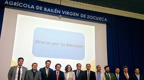 Foto de Éxito rotundo en la presentación de Pieralisi en Picualia