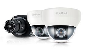 Foto de Las nuevas c�maras y DVR WiseNet HD+ ofrecen im�genes Full HD a 1080p a trav�s de cable coaxial