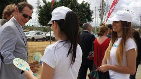 Foto de Daikin reparte 100.000 'pai pais' en la Feria de Abril de Sevilla