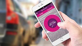 Foto de EasyPark reduce los atascos con una aplicación de búsqueda de aparcamiento en la vía pública