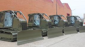 Foto de El Ejercito Español adquiere cuatro nuevos tractores Caterpillar
