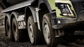 Foto de Michelin lanza su renovada oferta de neumáticos para una utilización mixta Michelin X Works