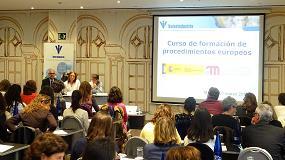 Foto de Veterindustria y la AEMPS organizan un Curso de Formaci�n en Materia de Procedimientos Europeos