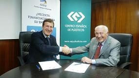 Foto de Alternativas a la financiaci�n bancaria en el Centro Espa�ol de Pl�sticos