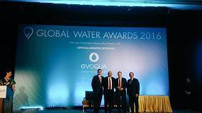 Picture of Veolia Water Technologies se alza con el Global Water Award a la Mejor Compa��a de Agua