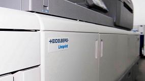 Picture of ServiceCom instala la nueva Heidelberg Linoprint CP