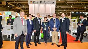 Picture of Espa�a, el pa�s que m�s crece en Asia Fruit Logistica 2016