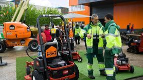 Picture of Germans Homs y Riversa presentan un nuevo servicio de alquiler de maquinaria para jardiner�a