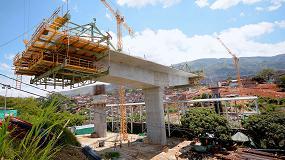 Foto de La participación de Alsina en proyectos internacionales de obra civil sigue creciendo