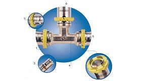 Foto de Certificado Aenor para el sistema multicapa para gas