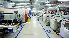 Fotografia de Solvay anuncia un nuevo laboratorio para pruebas de aplicaci�n en Shangh�i para respaldar el crecimiento de los clientes de Technyl en Asia