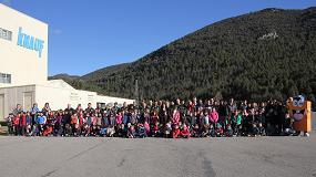 Foto de Knauf fomenta la conciencia y el respeto ambiental a través de actividades con centros escolares