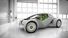 Foto de Siemens apoyará el proyecto de Local Motors en la impresión 3D de vehículos