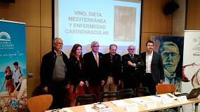 Foto de Mallorca apuesta por un consumo moderado y responsable de vino