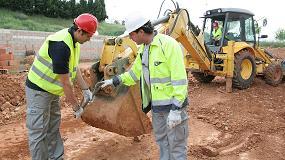 Foto de La Fundación Laboral de la Construcción forma en 2015 a más de 50.000 trabajadores en prevención de riesgos laborales
