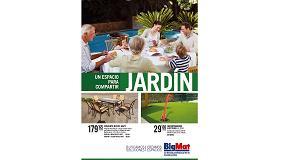 Picture of Bigmat publica un nuevo folleto dedicado al jard�n