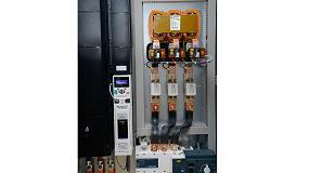 Foto de Accionamientos y motores en las aplicaciones de ventiladores para extracción de humos