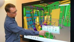 Foto de Aveva Engage transforma la toma de decisiones en colaboración usando la tecnología de Microsoft