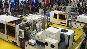 Picture of BRT presenta su nueva inyectora de alta velocidad en Chinaplas