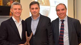 Foto de Votorantim Cimentos recibe el Premio Xcellens por su pol�tica de seguridad laboral