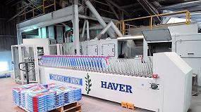 Foto de Haver Ibérica presenta un nuevo aplicador de sacos Haver Radimat