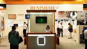 Foto de Renishaw se presenta como proveedor de soluciones para todas las etapas de fabricación en BIEMH2016