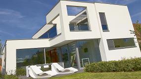 Foto de Protección solar y ventilación, la combinación de Renson para una vivienda saludable