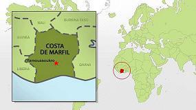 Foto de Empresarios espa�oles viajan a Costa de Marfil para promocionar el Mueble de Espa�a con Anieme