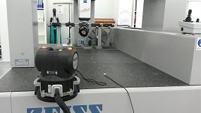 Foto de IK4-Tekniker muestra sus avances en fabricaci�n aditiva, metrolog�a, Industria 4.0, mecanizado criog�nico y rob�tica en BIEMH 2016