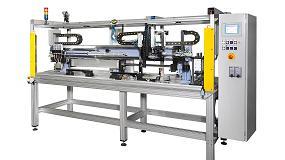Foto de Agme entrega una máquina especial para montaje de guías de asiento