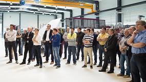 Foto de Lisec abre un nuevo Centro de Formación en Seitenstetten (Austria)